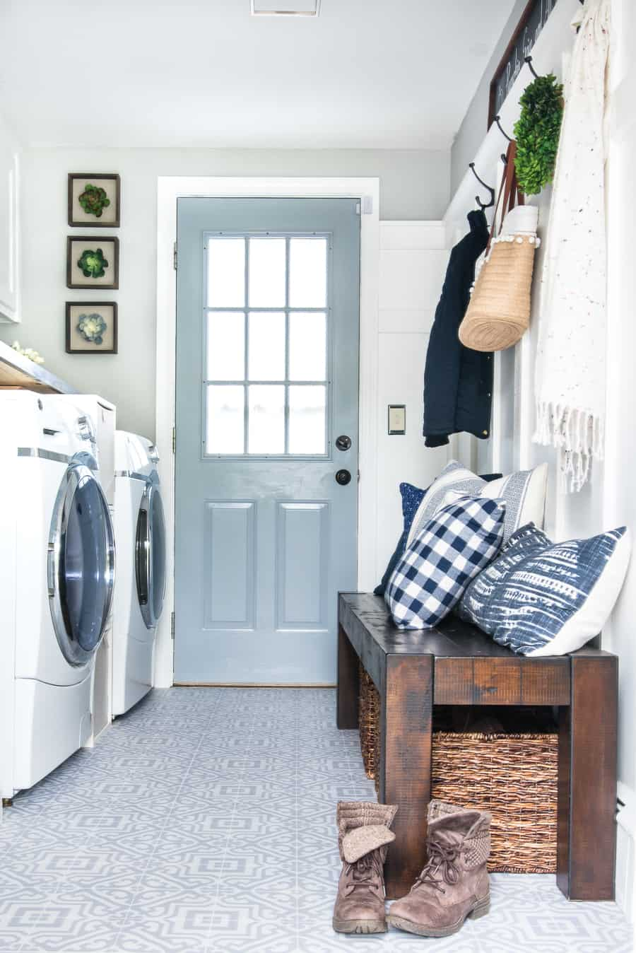 Laundry Room Makeover Reveal Jenna Kate At Home