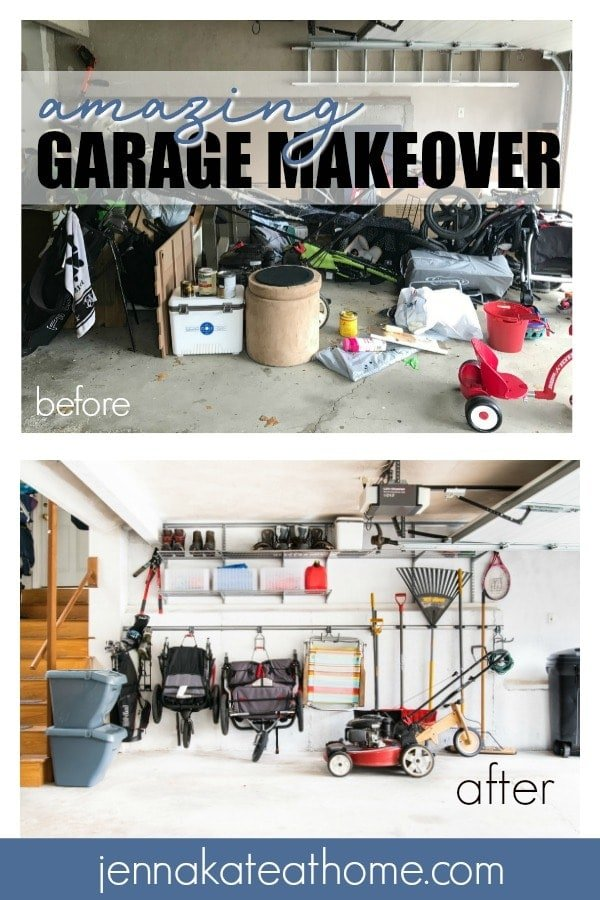 Get clutter under control with these clever garage organization and storage ideas