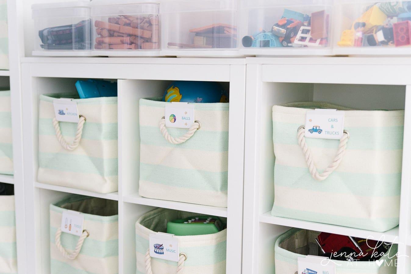 Inexpensive playroom ideas