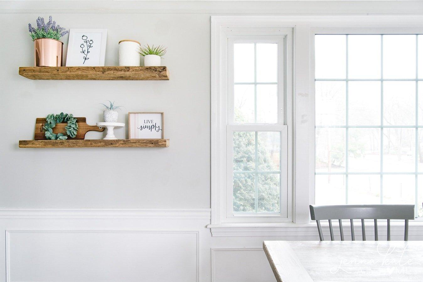 repose gray kitchen