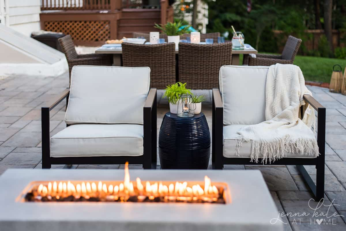 Beautiful and affordable outdoor patio furniture