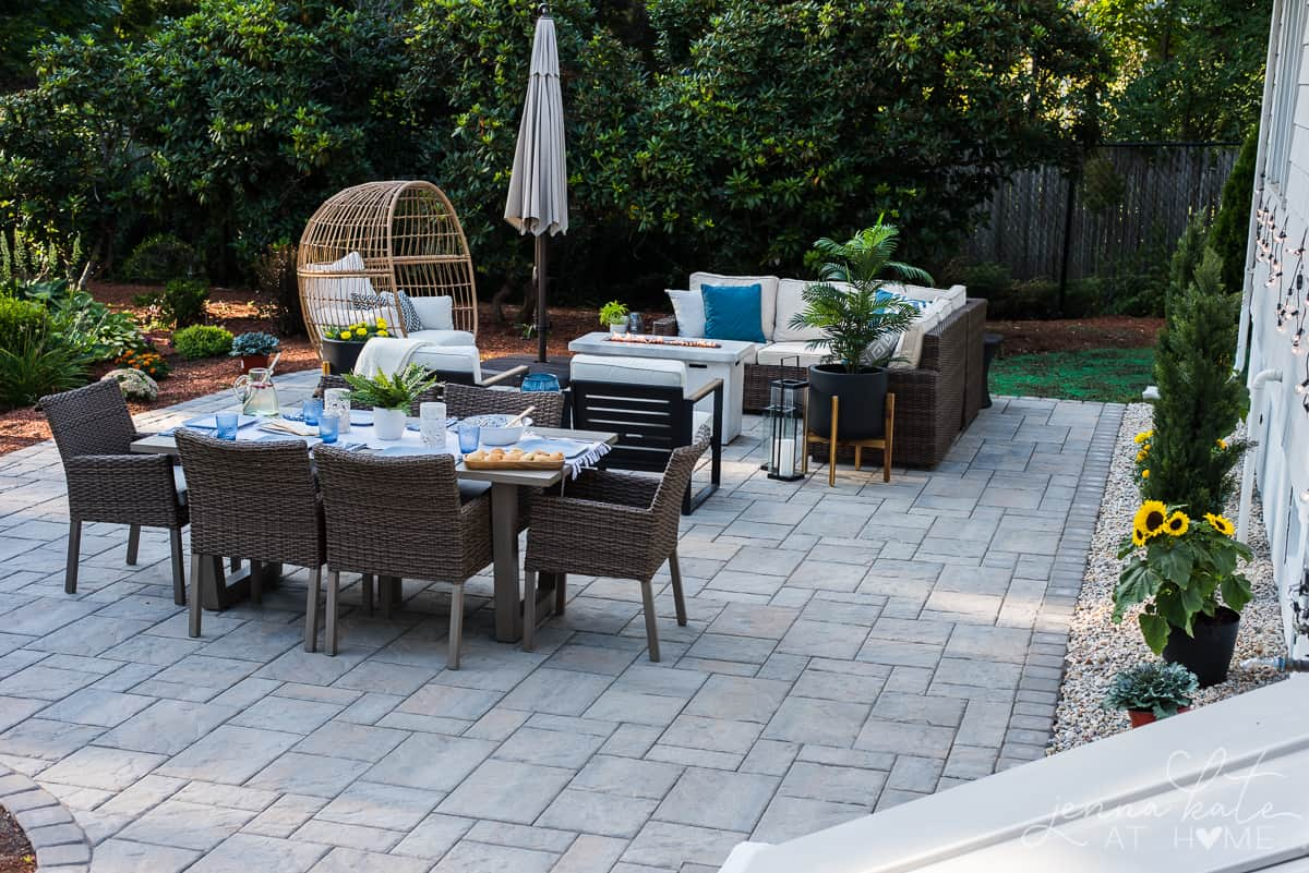 Outdoor patio decor ideas: designing a patio from scratch