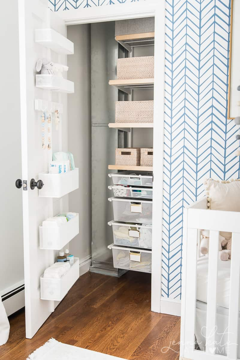 Baby S Organized Closet Jenna Kate At Home