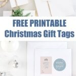 free christmas printable gift tags pinterest