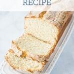 tea cake recipe pinterest