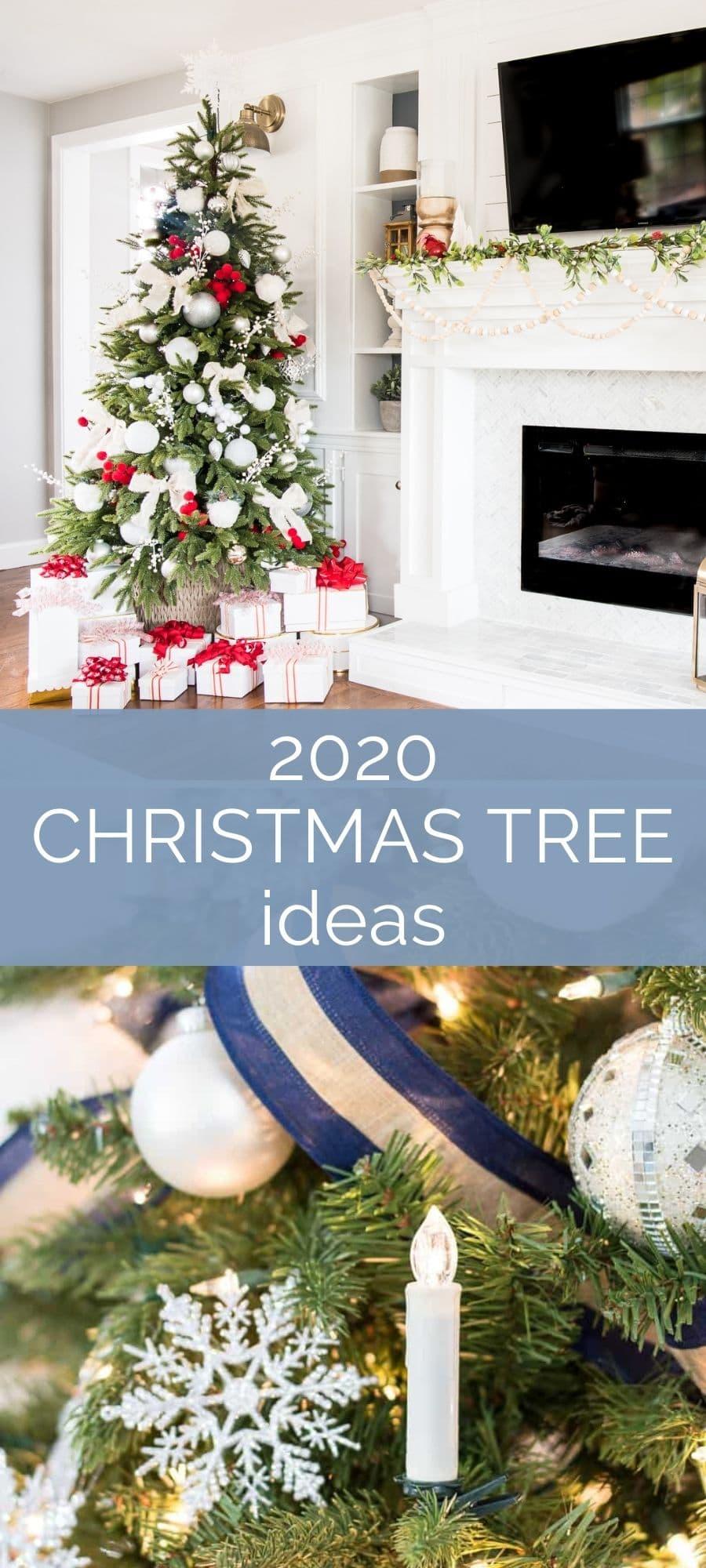 christmas tree ideas 2020
