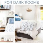 the best paint colors for dark rooms pinterest