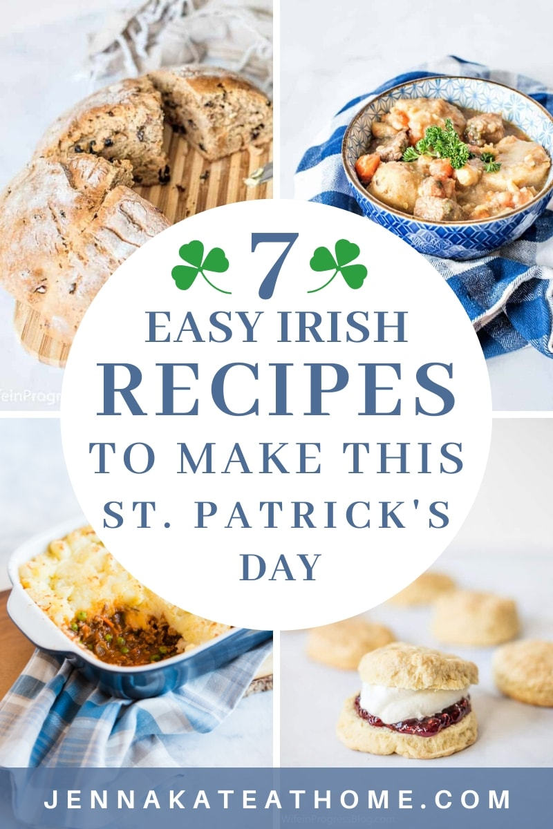 traditional irish recipes to make for st. patrick's day