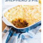 irish shepherd's pie pin