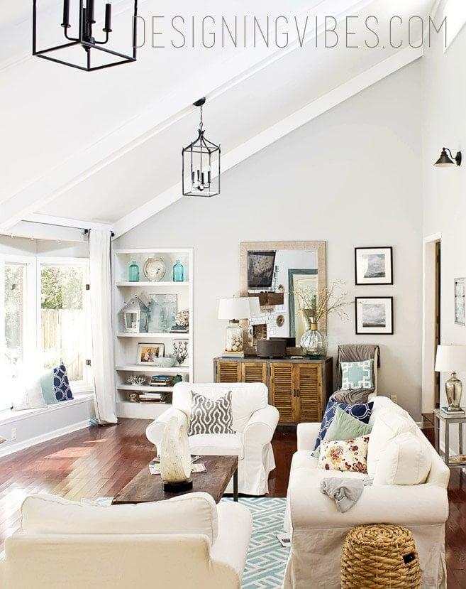 Sherwin Williams Passive living room