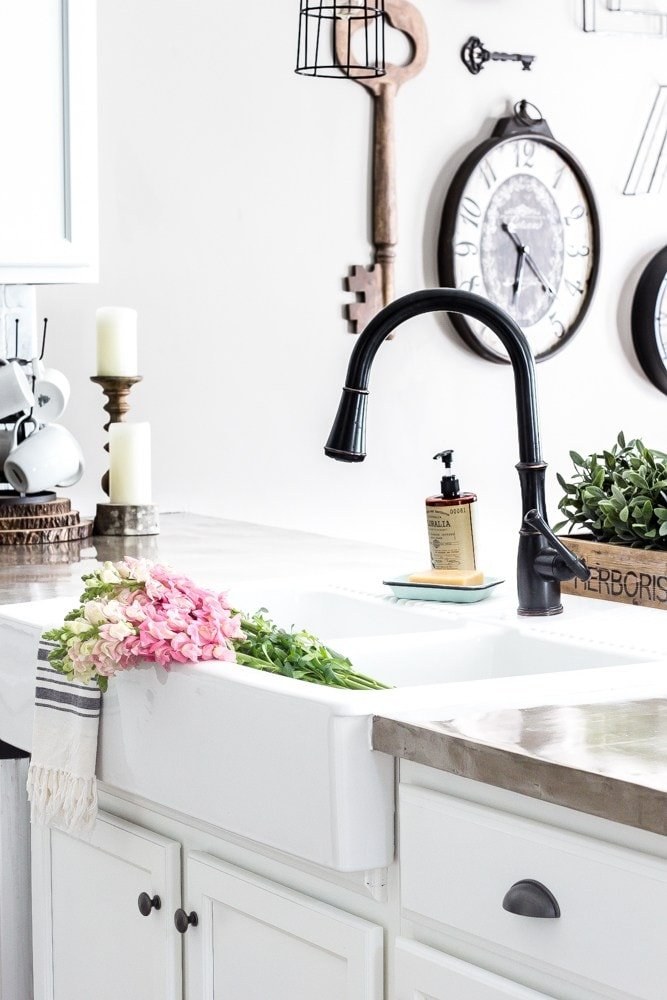 A new sink will make your kitchen feel like new again