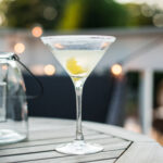 lemon drop vodka martini
