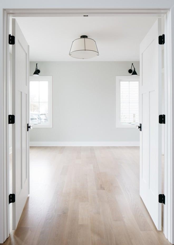 Gray Owl Bedroom