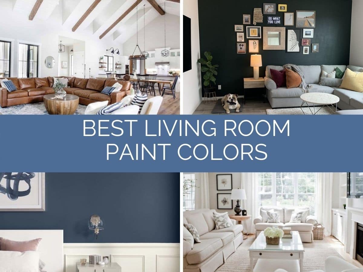 Best Living Room Paint Colors 2021, Best Color For Living Room