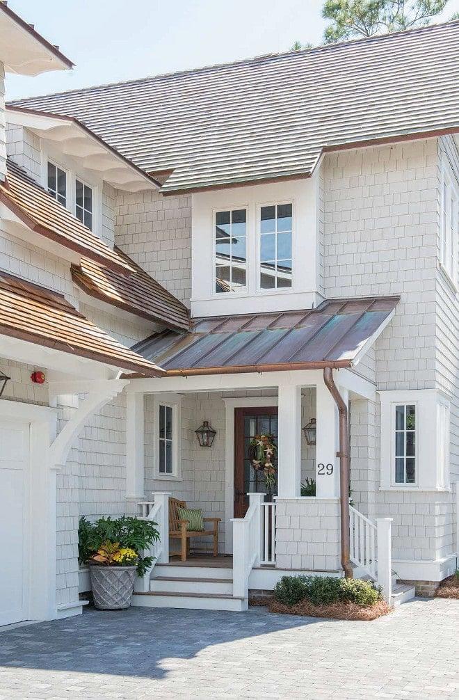 Repose Gray house exterior