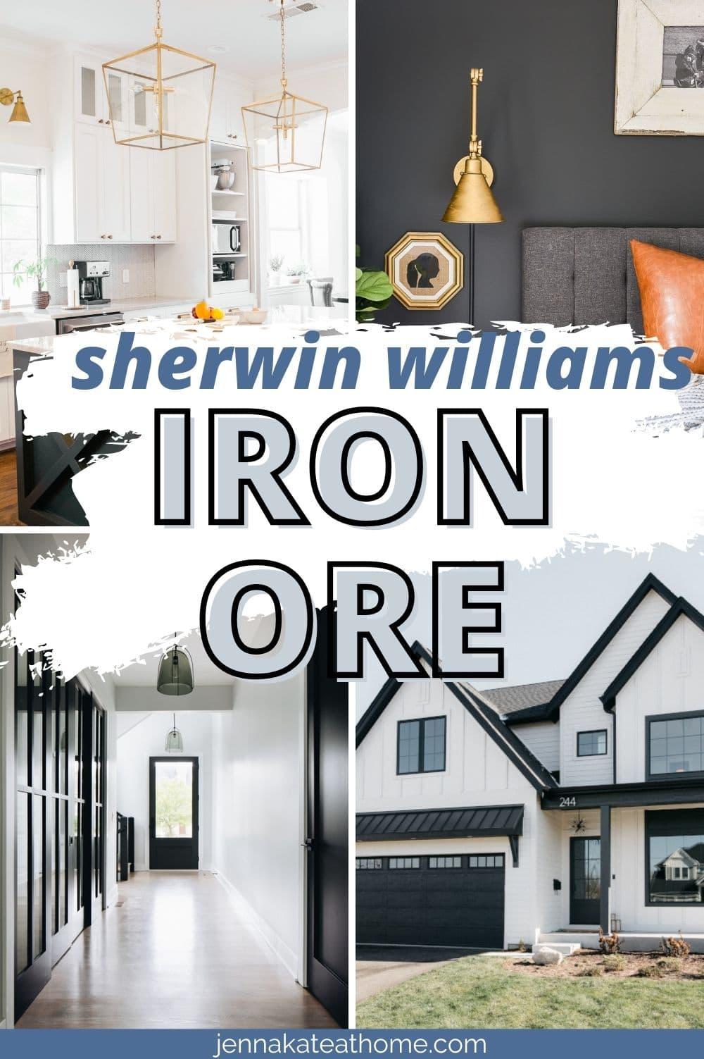 sw iron ore pin
